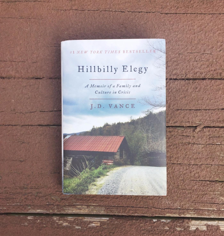 Hillbilly Elegy Bestseller Review